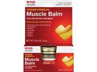 CVS Health Intense Strength Muscle Balm - Image 2
