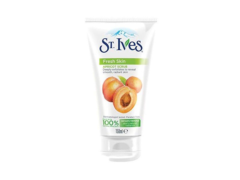 St Ives Fresh Skin Apricot Scrub , 150 ml