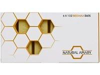 Natural Apiary 100% Cosmetics Beeswax Bars, 1 oz (6 bars) - Image 4