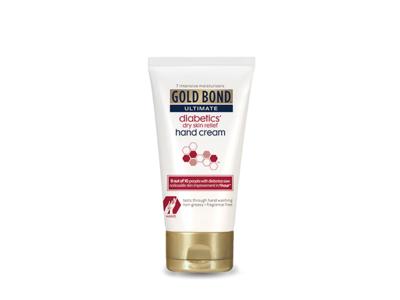 Gold Bond Ultimate Diabetics Dry Skin Relief Hand Cream 2 4 Oz