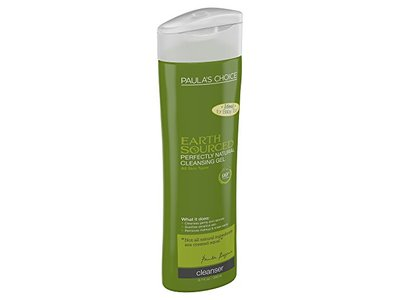 Paula's Choice Earth Sourced Perfectly Natural Cleansing Gel with Aloe, 6.7 oz