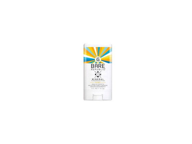 Bare Republic Mineral Sport Sunscreen Stick SPF 50