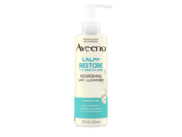 Aveeno Calm + Restore Nourishing Oat Cleanser, For Sensitive Skin - Image 2