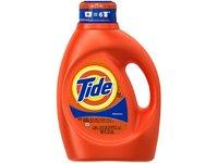 Tide Original Scent Liquid Laundry Detergent, 100 fl oz - Image 2