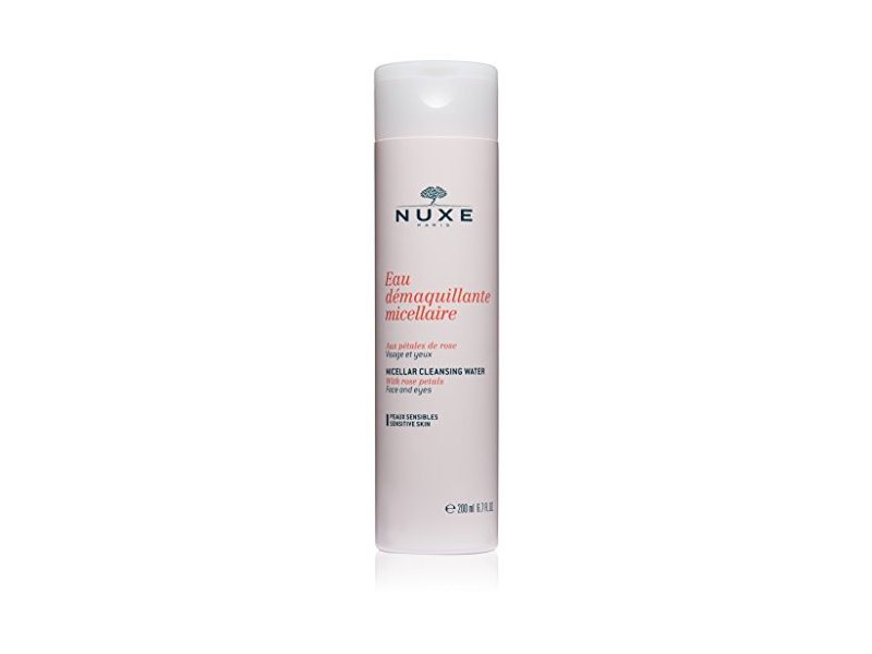 NUXE Micellar Cleansing Water with Rose Petals, 6.7 fl oz