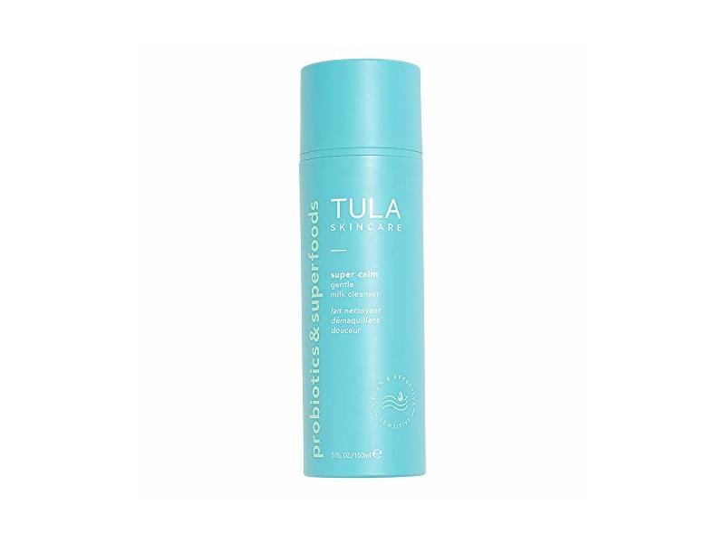 Tula Skincare Super Calm Gentle Milk Cleanser, 5 fl oz/150 mL