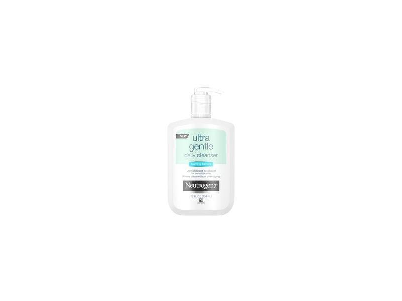 Neutrogena Ultra Gentle Daily Foaming Facial Cleanser