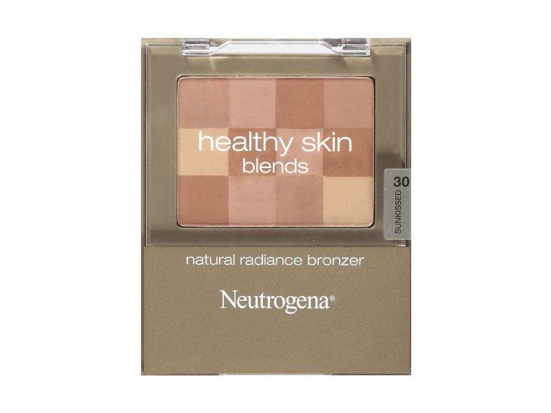 Neutrogena Healthy Skin Blends Natural Radiance Bronzer, Sunkissed, 0.2 oz