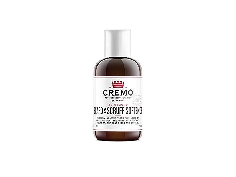Cremo Beard & Scruff Softener, 4 fl oz (Pack of 2)