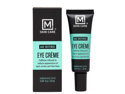 M Skincare Age Defense Eye Cream, 0.68 fl oz/20 mL