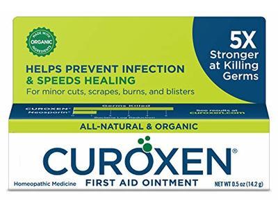 CUROXEN All-Natural & Organic First Aid Ointment, 0.5oz
