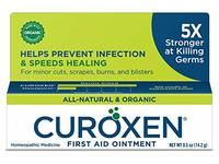 CUROXEN All-Natural & Organic First Aid Ointment, 0.5oz - Image 2
