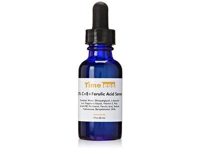 Timeless Skin Care 20% Vitamin C Plus E Ferulic Acid Serum, 1 oz