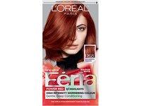 L'Oréal Paris Feria Permanent Hair Color, R68 Ruby Rush (Rich Auburn True Red) - Image 2