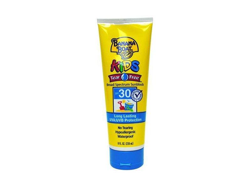 Banana Boat Kids Tear Free Lotion - SPF 30 - 8 oz