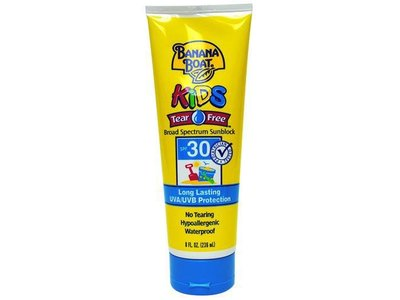 Banana Boat Kids Tear Free Lotion - SPF 30 - 8 oz