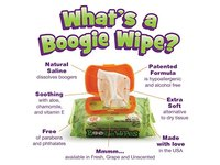 Boogie Wipes, 30 count 3-pack - Image 5