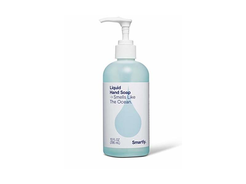 Smartly Scented Liquid Hand Soap - Ocean, 10 Fl Oz