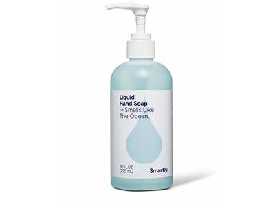 Smartly Scented Liquid Hand Soap - Ocean, 10 Fl Oz