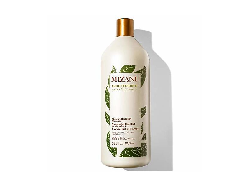 MIZANI True Textures Moisture Replenish Shampoo, 33.8 Fl. Oz.