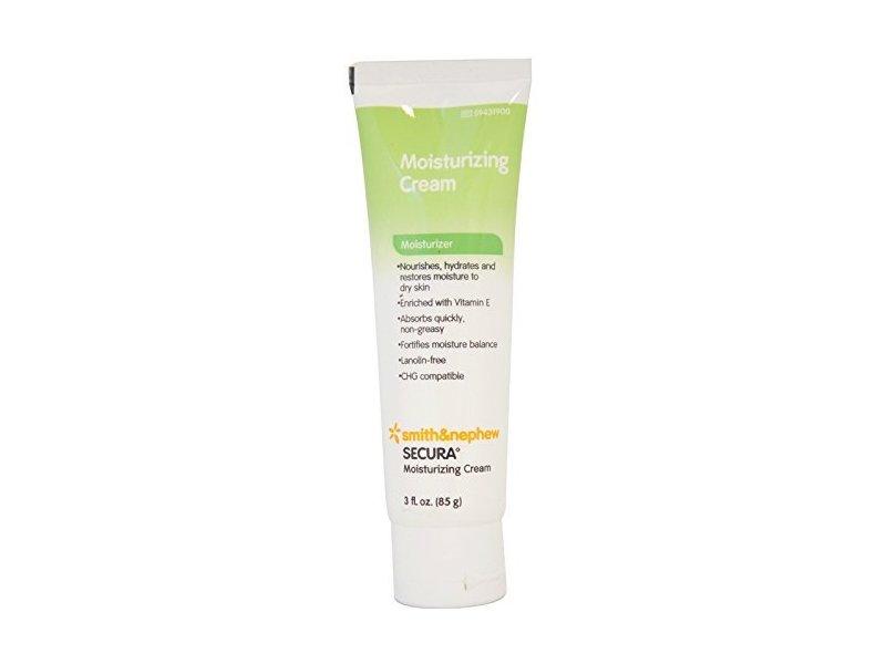Secura Moisturizing Cream, 3 oz