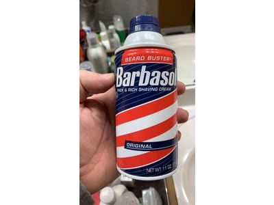 Barbasol Shaving Cream, Original, 11 oz - Image 3