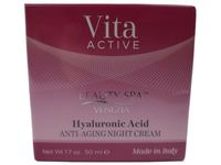 Beauty Spa Vita Active Hyaluronic Acid Anti-Aging Night Cream, 1.7 oz - Image 2