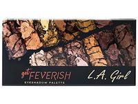 L.A. Girl Fanatic Eyeshadow Palette, Get Feverish, 1 oz - Image 5
