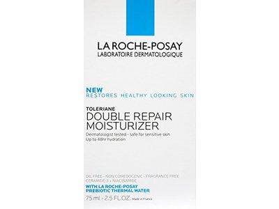 La Roche-Posay Toleriane Double Repair Face Moisturizer, 2.5 fl oz - Image 4