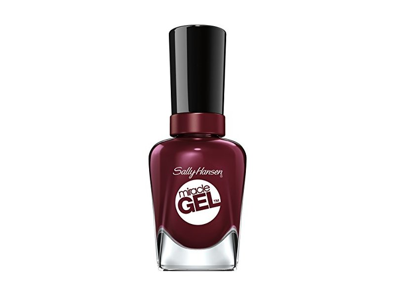 Sally Hansen Miracle Gel Nail Color, Wine Stock, 0.5 Ounce