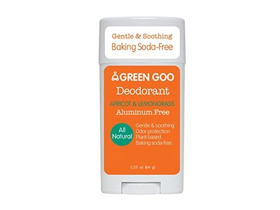 Siera Sage Green Goo 100% All Natural Apricot & Lemongrass Baking, 2.25 oz