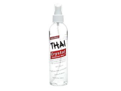 Thai Crystal Deodorant Mist 8 Oz Multi Pack Ingredients