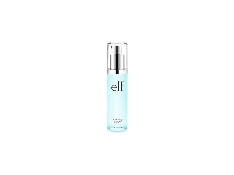 e.l.f. Eyes Lips Face Soothing Serum, 1 Fl Oz