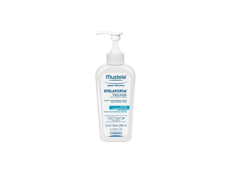 Mustela Stelatopia Cream Cleanser - 6.7 Oz