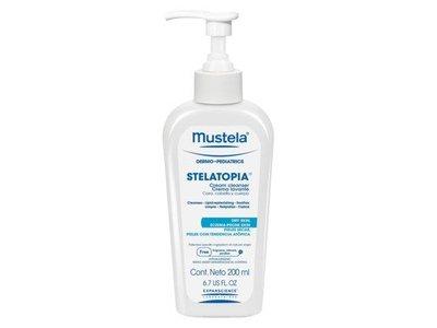 Mustela Stelatopia Cream Cleanser - 6.7 Oz - Image 1