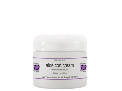 Derma Topix Aloe Cort Cream, Topix Pharmaceuticals, Inc. - Image 1