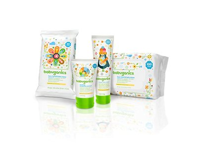 Babyganics Face, Hand & Baby Wipes, Fragrance Free, 400 Count - Image 5