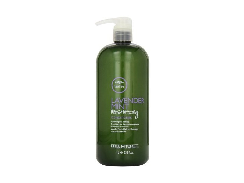 Paul Mitchell Lavender Mint Moisturizing Conditioner, Hydrating and Calming, 33.8-ounce