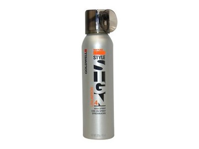 Goldwell Style Sign 4 Unlimitor Wax Spray 4.6 oz