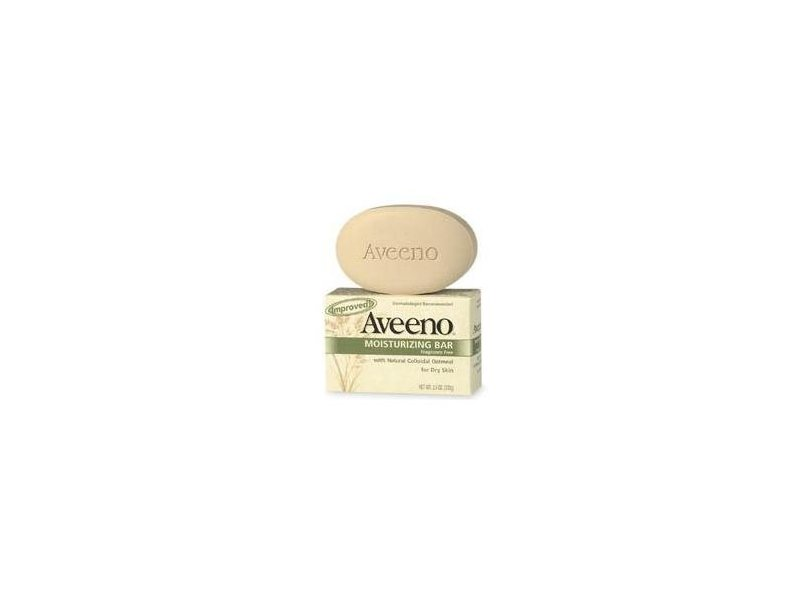 Aveeno Active Naturals Moisturizing Bar, 3.5 Oz