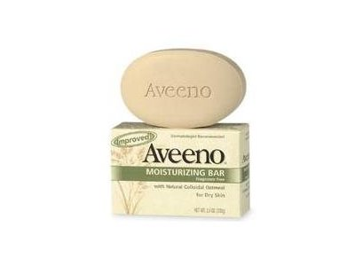 Aveeno Active Naturals Moisturizing Bar, 3.5 Oz - Image 1