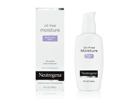 Neutrogena Oil-free Moisture, Sensitive Skin, Johnson & Johnson - Image 2