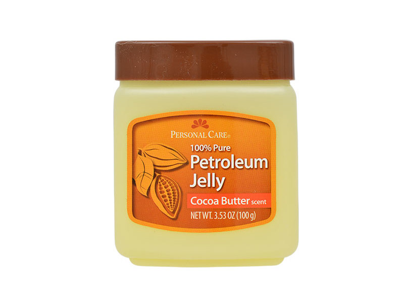 Personal Care 100% Petroleum Jelly, Cocoa Butter, 4 oz