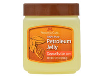 Personal Care 100% Petroleum Jelly, Cocoa Butter, 4 oz - Image 2