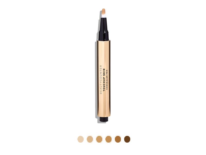Beautycounter Touchup Skin Concealer Pen, All Shades, 0.9 fl oz/2.5 mL