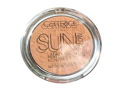 Catrice Cosmetics Sun Glow Matt Bronzing Powder, Medium Skin - Image 6