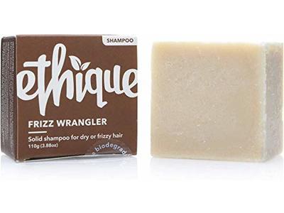 Ethique Eco-Friendly Solid Shampoo Bar, Frizz Wrangler, 3.88 oz