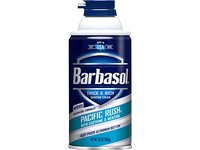 Barbasol Pacific Rush Thick & Rich Shaving Cream for Men, 10 oz. - Image 2