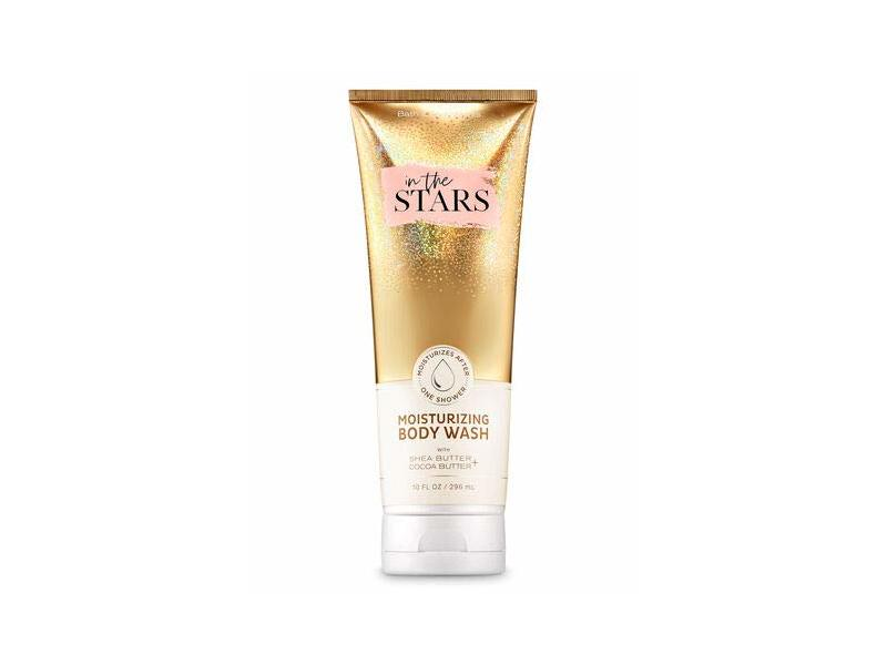 Bath and Body Works IN THE STARS Moisturizing Body Wash with Shea Butter and Cocoa Butter, 10 fl oz