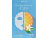 Beauty 360 Orange Blossom & Honey Soothing Sheet Mask - Image 4